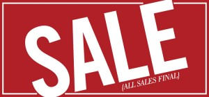 Sale 300x140 30% off Clearance at DownEast Basics!