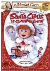 Santa Clause is Comin to Town Santa Claus is Comin to Town DVD   $2.89