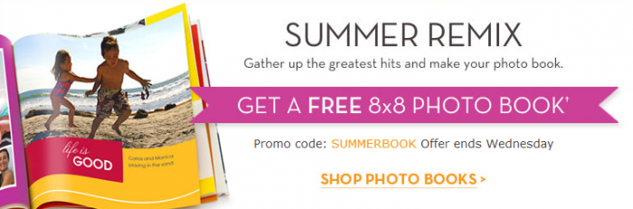 Shutterfly Photo Book Deal FREE 8x8 Photo Book from Shutterfly!