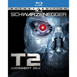 Terminator 2 Deal Terminator 2:  Judgement Day on Blu ray $5 Shipped!