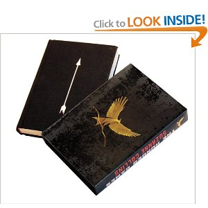 The Hunger Games Book Deal *Hot* The Hunger Games Collectors Edition Hardback Book $4.76 (Reg $30)