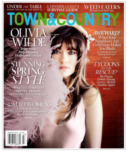 Town and Country Free 3 Year Subscription to Town & Country Magazine!