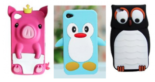 animal iphone cases Animal iPhone Cases $1.85 shipped!