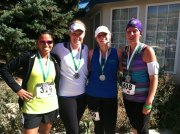 bear lake monster half Jill's Running Adventures – Weeks 3 & 4 (Two Halves Make a Full)