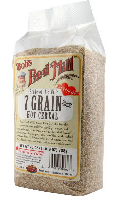 bobs red mill Bobs Red Mill 7 Grain Cereal $2.41/bag shipped (*HOT Price!)