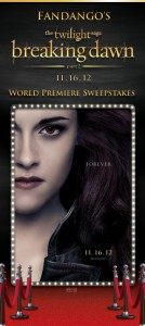 breaking dawn premiere 134x300 Chance to Win a Trip to the World Premiere of The Twilight Saga: Breaking Dawn   Part 2 in Los Angeles!