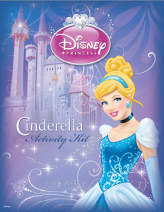 cinderella acitivity kit 232x300 FREE Download! Printable Cinderella Activity Kit! PLUS Pre Order Price Guarantee for Cinderella Re Release!