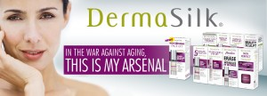 dermasilk free sample 300x108 FREE Sample: Dermasilk 5 Minute Face Lift (Only 10,000 available)