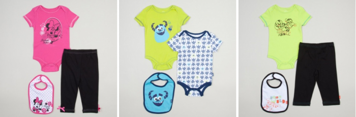 disney baby totsy sale Huge Disney Baby Sale on Totsy! 3 Piece Infant Outfits for $8!