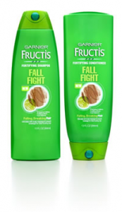 fall flight 173x300 TWO FREE Sample of Garnier Fructis Fall Fight Shampoo & Conditioner!