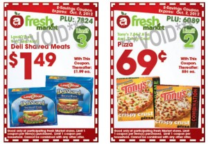 fresh market ecoupons1 300x210 Fresh Market Weekly Deals: September 26 October 2