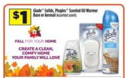 glade Glade Coupon = Freebie at Dollar General