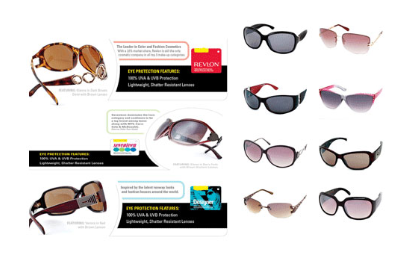 graveyard mall sunglasses deal larger image *HOT* 9 Pairs Womens Sunglasses $13.99