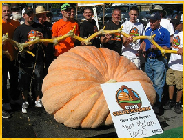 huge pumpkin Unlimited Pass to Cornbellys & Insanity Point (Thanksgiving Point) $20