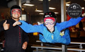 iFLY 300x182 $49 for Adventures at iFLY, Flowrider, and iRock! (Ogden)