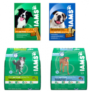 iams 294x300 Iams Dog Food 35 Lbs & Bonus Treat: Only $29.98!
