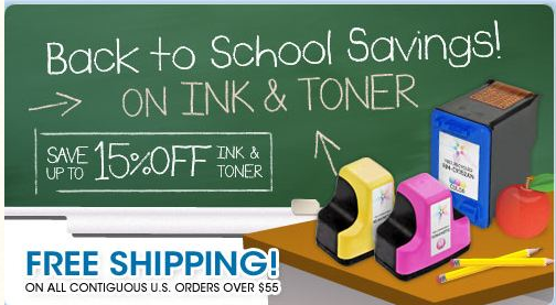 ink cartridge *HOT* Ink Cartridge Sale = $5.09/cartridge shipped