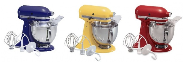 kitchen aid 3 *HOT* Kitchen Aid Mixer $251.99 shipped (reg $449.99) *Expires 2pm MST*
