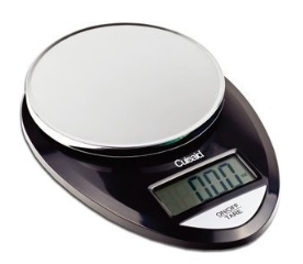 kitchen scale Cuisaid ProDigital Digital Kitchen Scale (White, Silver or Black) $9.99 (reg $70!)