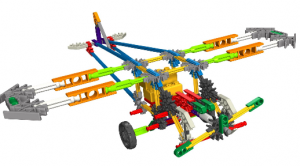 knex 1 300x166 *HOT* Knex 400 Piece Set