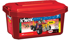 knex 3 300x173 *HOT* Knex 400 Piece Set