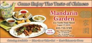 mandarin garden 300x141 $15 for $25 at Mandarin Garden (Cache Valley)