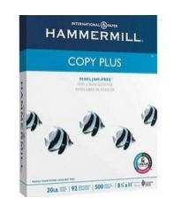 paper1 Free Hammermill Copy Paper at Staples with coupon and rebate.