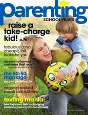 parenting magazine Two Years of Parenting (School Years) Magazine: Just $5.99! (Today Only!)