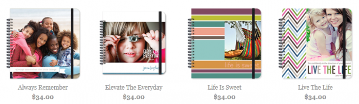 planners FREEBIE: $40 voucher to Paper Coterie (high quality photo books + more)