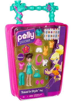 polly pockets bag Polly Pockets or Rapunzel $5 Shipped!