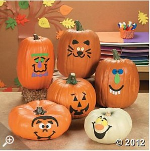 pumpkin decorating kit 298x300 Halloween Sale PLUS Free Shipping at Oriental Trading Company!