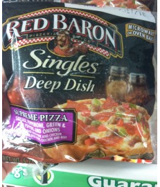 red baron pizza dollar tree Red Baron Pizza coupon = $0.50 at Dollar Tree!