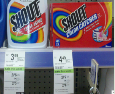 shout at walgreens New Shout Coupons + Matchups