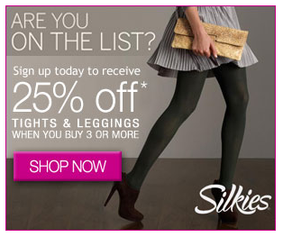 silkies Silkies Leggings & Tights as low as $2.99 shipped!