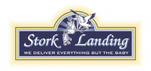 stork landing 300x141 Tomorrow & Thursday: Free Story Time, Free Treats, and Activities at Stork Landing! (Logan)