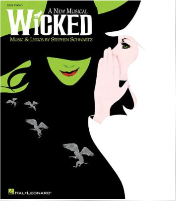 wicked Wicked the Musical   Simplified Song Book $7.99