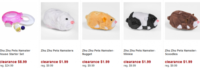 zhu zhu pet1 *HOT* $1.99 Zhu Zhu Pets + other cheap toys shipped FREE!