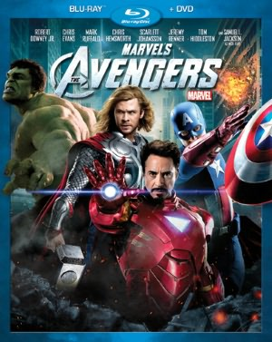 Avengers Giveaway:  $25 Gift Certificate to Mommy Bear Media!