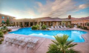 Coral Springs Resort 300x181 Warm up in St. George at the Coral Springs Resort: 57% Off!