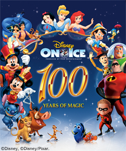 Disney on Ice Logo Giveaway:  Disney on Ice!  *Utah*