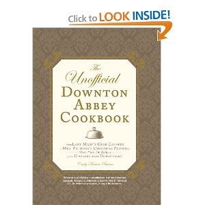 Downton Abbey Cookbook Downton Abbey Deals on Amazon