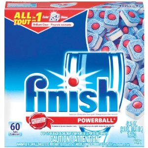 Finish Finish Powerball Tabs only $0.15/load shipped!