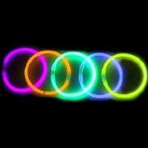 Glow Sticks Glow Sticks $8.95 for 100!  *Use on Halloween*