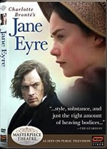 Jane Eyre Giveaway:  $25 Gift Certificate to Mommy Bear Media!