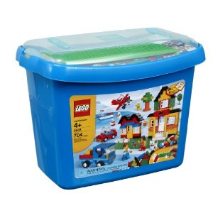 Lego Deal Lego Bricks & More Deluxe Brick Box $35.99 Shipped!