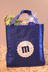 Maceys Perks Bag 200x300 Macey's Introduces Macey's Perks = Free Grocery Bag for Signing Up!