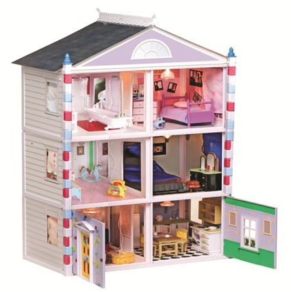 Majestic 6 room Dollhouse Majestic 6 Room Dollhouse $39.99!  (reg $119.99)