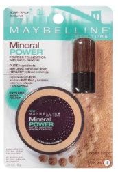 Maybelline New York Mineral Powder Maybelline New York Mineral Powder $3.45 shipped (reg $10.44)