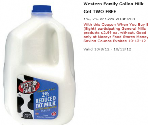 Milk 300x253 Best Maceys Deals 10/8 – 10/13