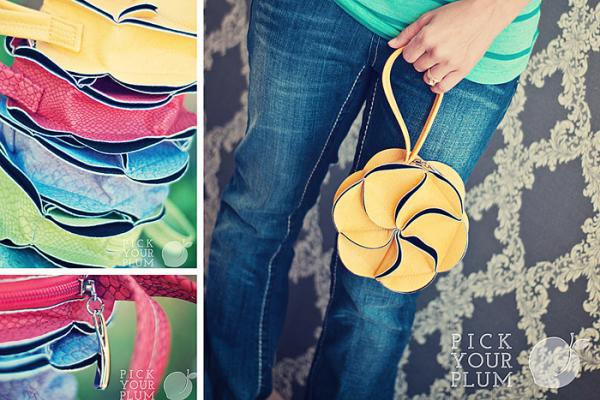 Pick Your Plum The Perfect Purse Only $6.95 *Today Only*